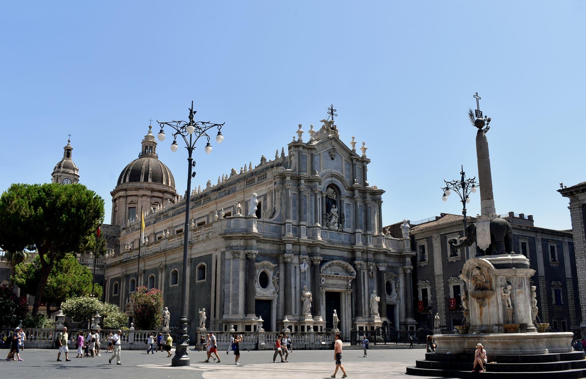 catania cattedrale e liotru